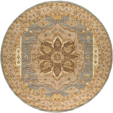 Artistic Weavers Middleton Brown Mia Area Rug; Round 8'