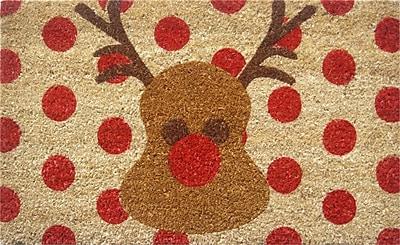 Entryways Rudolf Doormat
