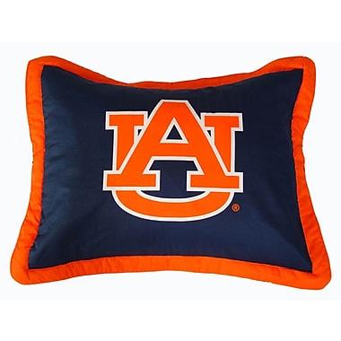 College Covers NCAA Auburn Pillow Sham
