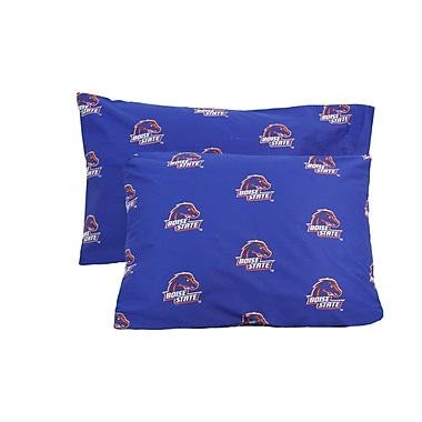 College Covers NCAA Boise State Pillowcase (Set of 2)