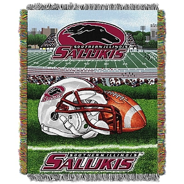 Northwest Co. NCAA Southern Illinois Tapestry Throw