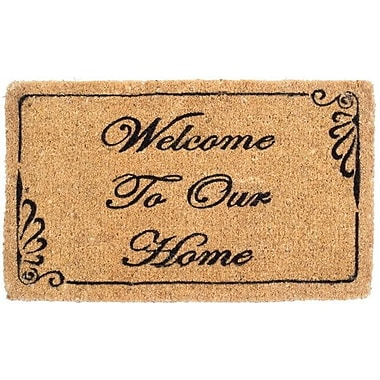 Coco Mats N More Magic L.E.D Classic Welcome Doormat