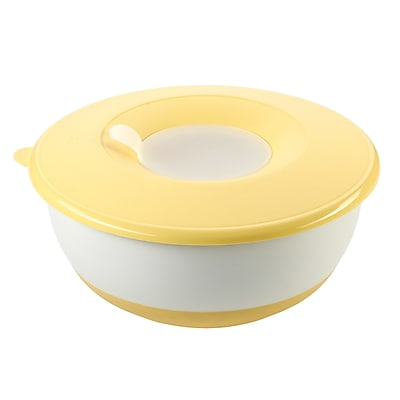 LEIFHEIT 3-In-1 Mix and Store Mixing Bowl