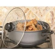 Cook Pro 4.3 Liter Non-Stick Deep Fryer