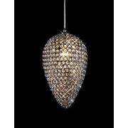 Warehouse of Tiffany Orai 5-Light Crystal Chandelier