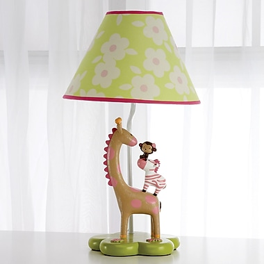 Carter's Jungle Fabric Empire Lamp Shade