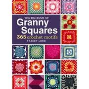 "F&W Media IP-37110 ""The Big Book Of Granny Squares"""