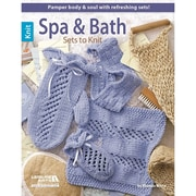 "Leisure Arts LA-6531 ""Spa & Bath Sets To Knit"""