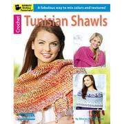 "Leisure Arts LA-6378 ""Tunisian Shawls"""