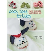 "Martingale MG-84582 ""Cozy Toes For Baby"""
