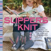 """Quayside Publishing CPI-38213 """"Fun & Fantastical Slippers To Knit"""""""