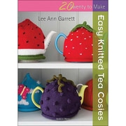 "Search Press SP-10108 ""Twenty To Make Easy Knitted Tea Cozies"""