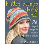 "Stackpole Books STB-13788 ""Knitted Beanies & Slouchy Hats"""