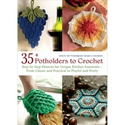 "Trafalgar Square Books TRA-67074 ""35+ Potholders To Crochet"""