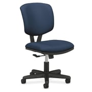 HON Volt Fabric Task Chair, Black and Navy (HON5701GA90T)