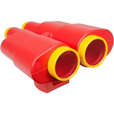 Swing Set Stuff Binoculars; Red
