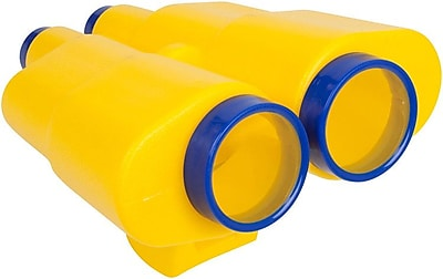 Swing Set Stuff Binoculars; Yellow