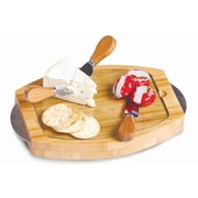 Picnic Plus by Spectrum Cambria Bamboo Cheese Board