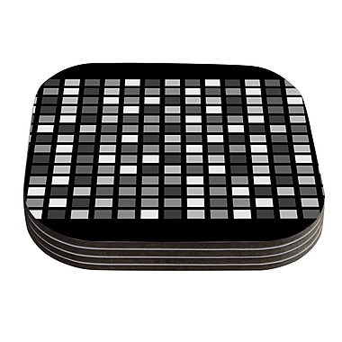 KESS InHouse Plocica by Trebam Coaster (Set of 4)