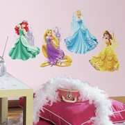 Room Mates Internet Only Disney Princesses and Castles Wall Decal