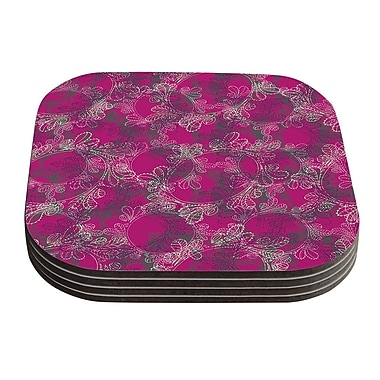 KESS InHouse Jaipur by Patternmuse Coaster (Set of 4)