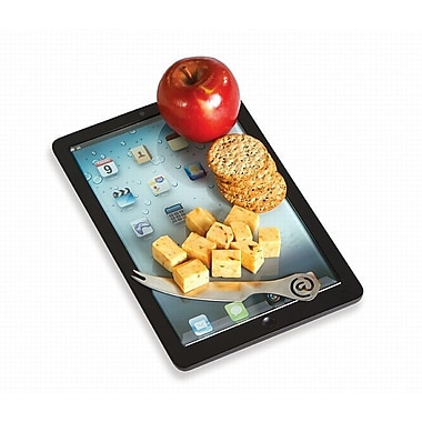 Picnic Plus by Spectrum Tablet Glass Cheese Board