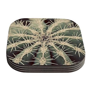 KESS InHouse Cactus by Angie Turner Coaster (Set of 4)