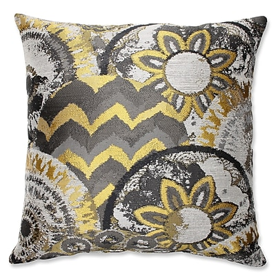 Pillow Perfect Glory Dusk Throw Pillow; Small