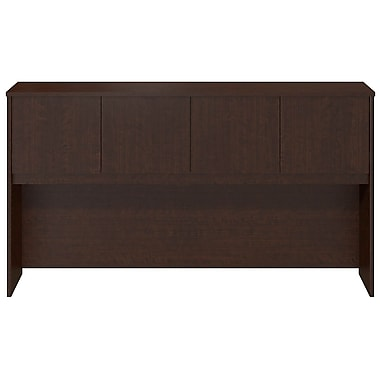 Bush® Business Westfield Elite 66W Hutch, Mocha Cherry