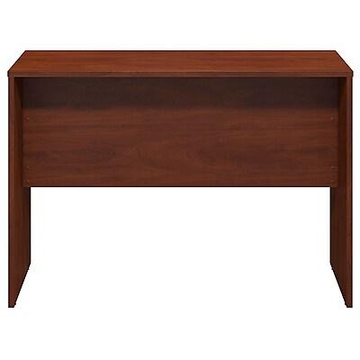Bush Business Furniture Westfield Elite 60W x 24D Standing Desk, Hansen Cherry, Installed (WC24515FA)