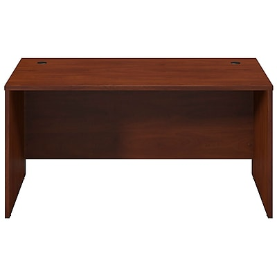 Bush Business Furniture Westfield Elite 60W x 30D Desk, Hansen Cherry (WC24531)