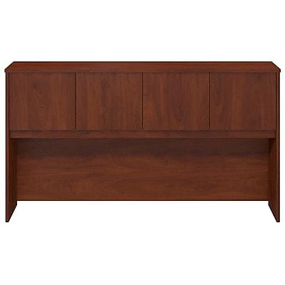 Bush Business Furniture Westfield Elite 66W Hutch, Hansen Cherry (WC24568)