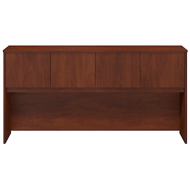 Bush® Business Westfield Elite 72W Hutch, Hansen Cherry