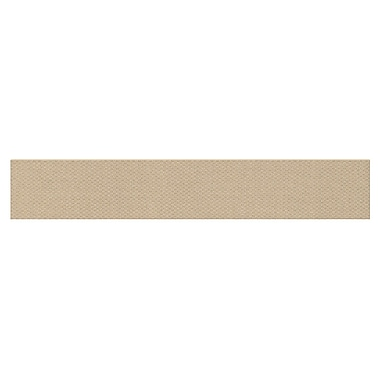 Bush® Business Westfield Elite 48W Privacy Bridge/Return Tackboard, Lyric Sundew Fabric