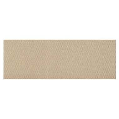 Bush® Business Westfield Elite 48W Tackboard, Lyric Sundew Fabric