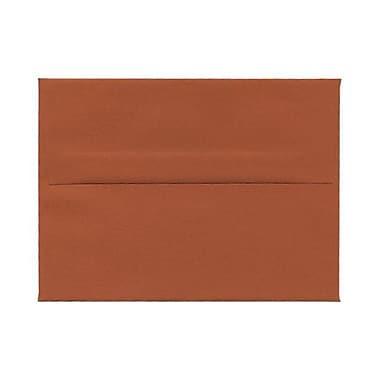 JAM Paper – Enveloppes simples A2, orange foncé, 250/paquet
