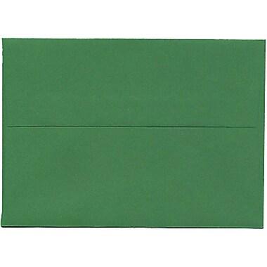 JAM Paper – Enveloppes BriteHue A1 en papier recyclé vert, 250/paquet