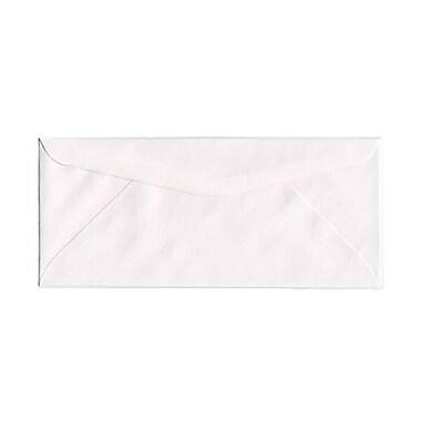 JAM Paper – Enveloppes no 9, 3,88 x 8,88 po, blanc régulier, 500/paquet