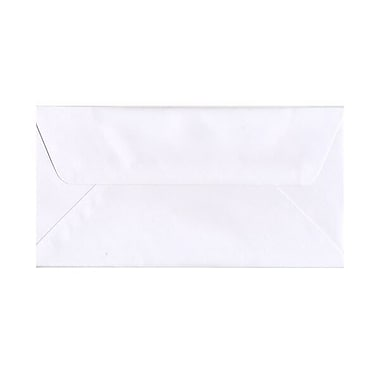 JAM Paper® #16 Wallet Flap Booklet Envelopes with Wallet Flap, 6 x 12, White, 500/Pack (1633178H)