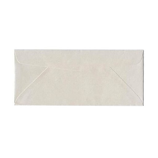 JAM Paper® #10 Metallic Business Envelopes, 4.125 x 9.5, Stardream Quartz, Bulk 500/Box (185046H)