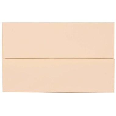 JAM Paper® A10 Invitation Envelopes, 6 x 9.5, Strathmore Natural White Wove, 50/pack (191223I)