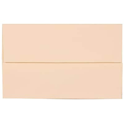 JAM Paper® A10 Invitation Envelopes, 6 x 9.5, Strathmore Natural White Wove, 250/box (191223H)