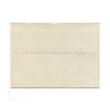 JAM Paper Enveloppes Stardream A9, effet métallisé, opale, 250/paquet