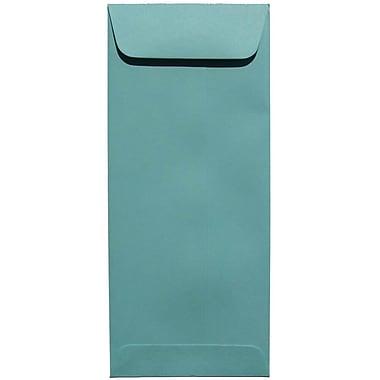JAM Paper – Enveloppes commerciales no 10, 4,13 x 9,5 po, turquoise, 500/paquet