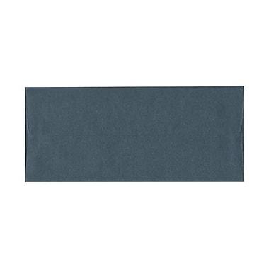 JAM Paper® #10 Business Envelopes, 4 1/8 x 9.5, Stardream Metallic Malachite Green, 500/Pack (21814898H)