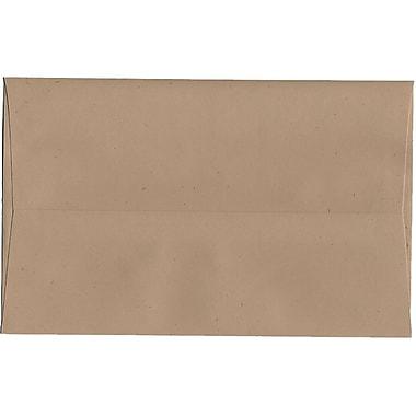 JAM Paper – Enveloppes A10 en papier recyclé, taupe, 250/paquet