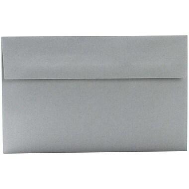 JAM Paper – Enveloppes A10 de format passeport en papier recyclé, granite, 250/paquet