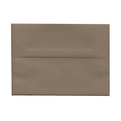JAM Paper® A7 Invitation Envelopes, 5.25 x 7.25, Simpson Kraft Recycled, 250/box (30011H)