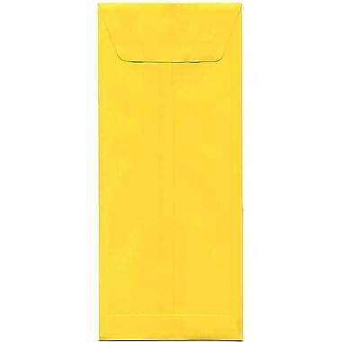 JAM Paper – Enveloppes recyclées Brite Hue nº 12 (4,75 x 11 po), 500/bte