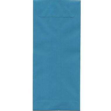 JAM Paper – Enveloppes recyclées nº 14 (5 x 11,5 po), bleu de mer, 500/bte